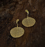 Cerrado Leaf Earring - S -