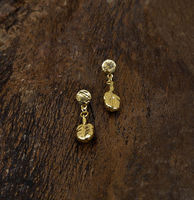 Coffee Earring -