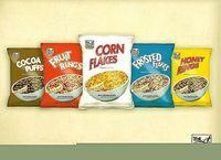 cereales dedesayuno -