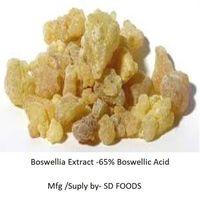 Extracto de Boswellia -