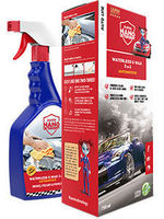 SUPER detergente Nano Waterless & 3 em 1 de cera automotiva -