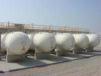 LPG Storage Tank -