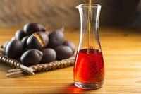 óleo de buriti -