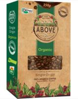 Café Orgánico ABOVE® Coffees Granos Tostados 250g  -