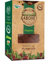 Café Orgánico ABOVE® Coffees 250 g -