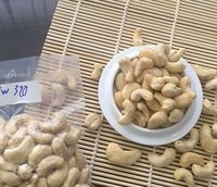 Suppliers of quality Cashew Nuts low price -