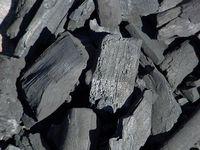 Carbón de madera dura -