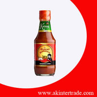 Hot Chili and pepper Sauce -