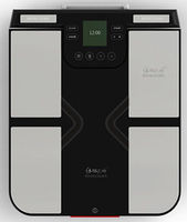 body composition analyzer  body fat monitor body fat scale with software app bluetooth -