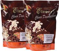 埃尔默巧克力装饰 -