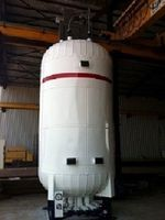 Liquid Co2 Vertical Tank -