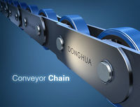 ISO 9001:2008 Approved Conveyor Chain -