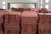 copper cathode Grade -