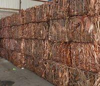 copper(millberry)wire scrap -