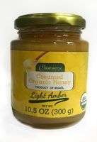 Creamy Organic Honey -