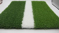 High quality curly artificial grass for golf -