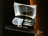 Componentes ópticos personalizados -