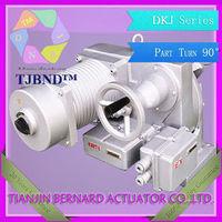 Quarter-Turn Valve Electric Actuator Dkj Series -