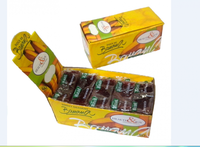 Sweet banana and guava boxes -