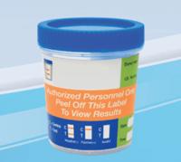 Multi-Panel Drug Testing Cup -