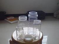 botellas de plástico -