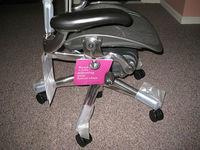 Herman Miller Aeron Chair -