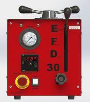 Prensa Embutidora Metalográfica - Marca Fortel - Modelo EFD -