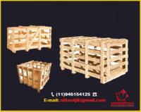 Cajas, embalajes especiales de madera -