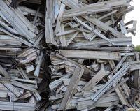 Aluminum scrap -