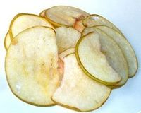 Japanese Pear Chips -