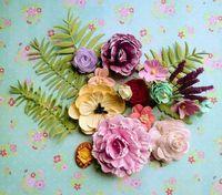 纸花-各种 -