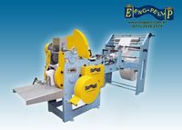 Paper bag machine from 0.5 to 3 kg -