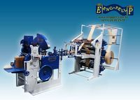 Paper Bag Machine 0.5 to 3 kg - with print -