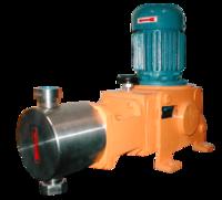 计量泵 ddp 系列 -
