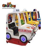 Qingfeng Funny-Taxi Kids Ride Game Machine -