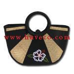 High-quality Handmade Bamboo Fashion Handbag  -