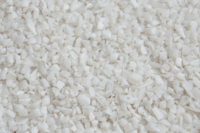 HDPE Regrind Flakes from Milk Bottles -