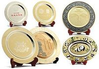 custom made metal disc design and sale -
