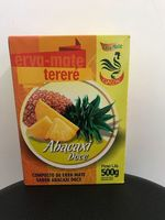 Yerba MATE GALON to SWEET PINEAPPLE FLAVOR-500GR TERERÉ. -
