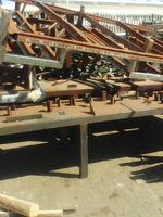 metal scrap -