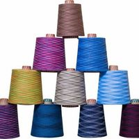 Cotton dyed yarn -