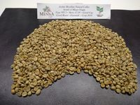 3 - BRAZILIAN ARABIC NATURAL COFFEE BEANS -