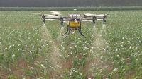 Rociador de la agricultura de alta calidad 20L UAV drone -