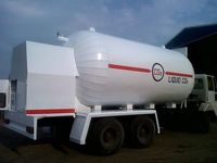 Liquid Co2 Tank -