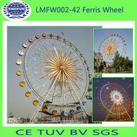 42m ferris wheel of amusement park rides -