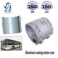 Custom Make Aluminum Motor Case for New Energy Bus -