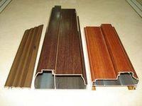 Grano de madera rociado -