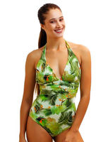 ONE-PIECE SWIMSUIT VANI PRINTED -