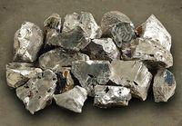 Mineral de manganeso y exportación, Brasil -