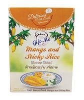 Regalo-Me arroz pegajoso y Mango liofilizado -